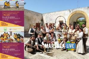 I Burgisi di Marsala alla manifestazione Mercato campagna amica