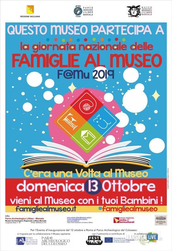Lilibeo, Giornata nazionale delle Famiglie al Museo (1)