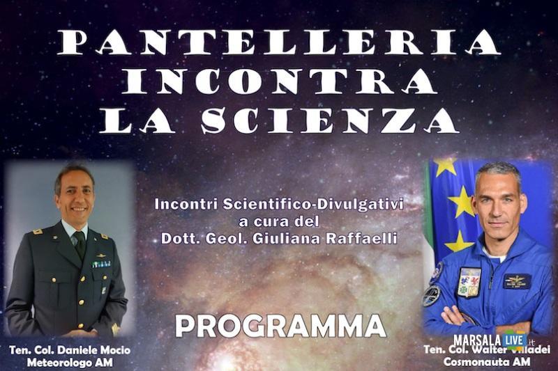 Locandina A3 PNL incontra la Scienza