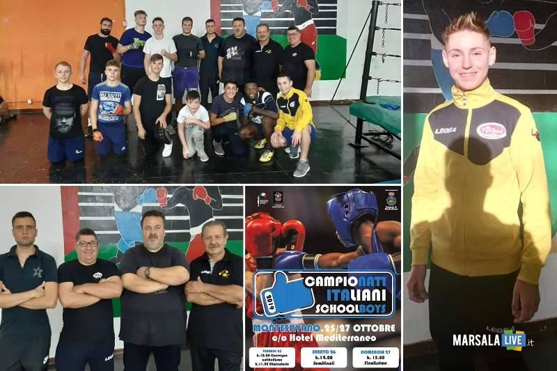 Marsala, continua il lavoro sportivo della Lilybetana Boxe