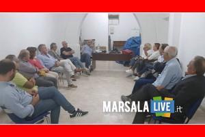 Marsala, direttivo comunale del Partito Socialista, 2019