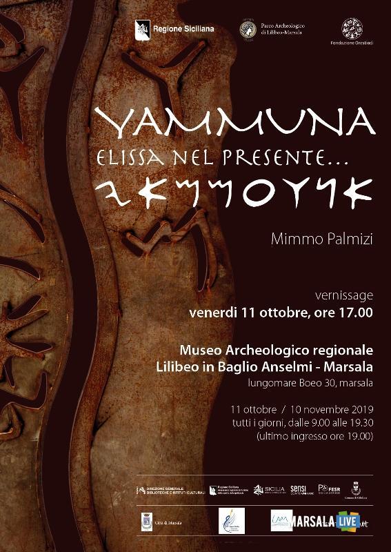 Mimmo Palmizi, Elissa Yammuna - Marsala