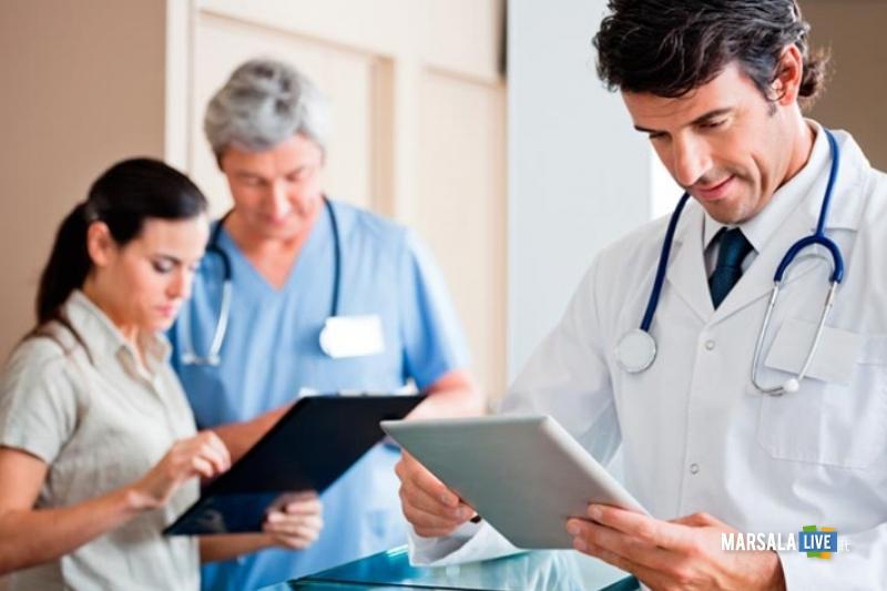 Poliambulatorio per assistenza sanitaria