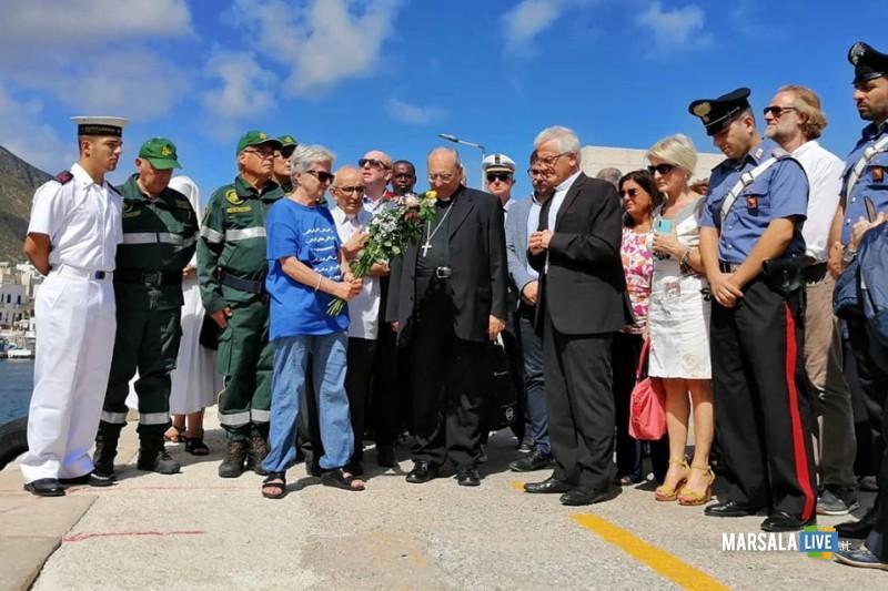 Preghiera vittime mare Marettimo