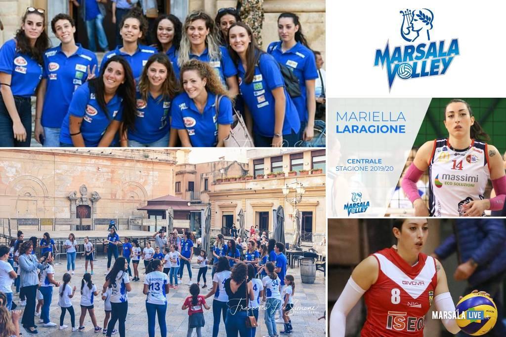 Presentata la Sigel Marsala Volley 2019-2020
