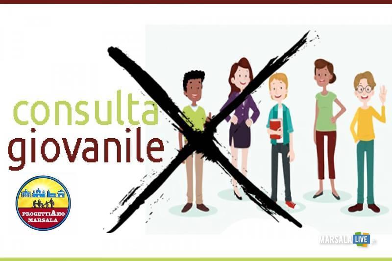 Progettiamo Marsala, Consulta comunale giovanile