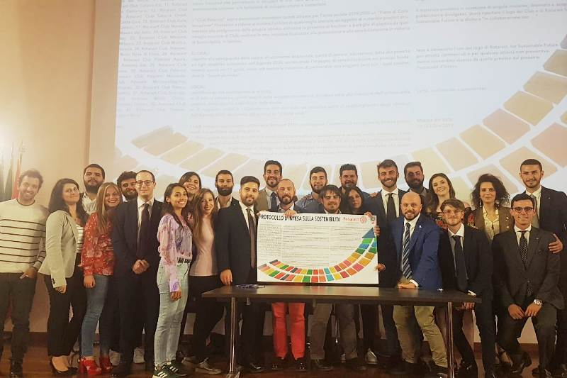 Protocollo d'intesa Rotaract