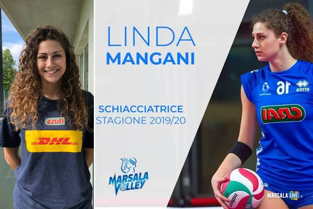Sigel Marsala Volley, Linda Mangani