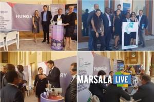 Successo per la Delegazione dell'Ungheria a Blue Sea Land 2019