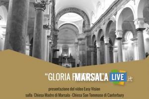 Video Easy Vision sulla Chiesa Madre Marsala