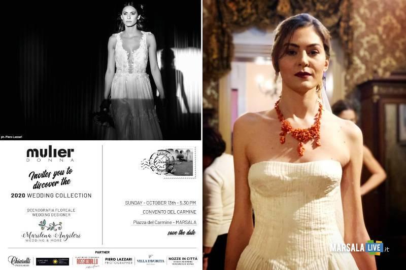 Wedding Colletion 2020 - Tra Arte e Moda a Marsala
