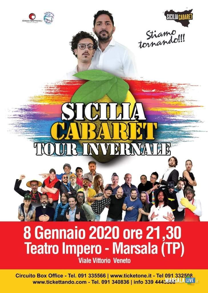 a Marsala Sicilia Cabaret, prima tappa tour invernale (2)