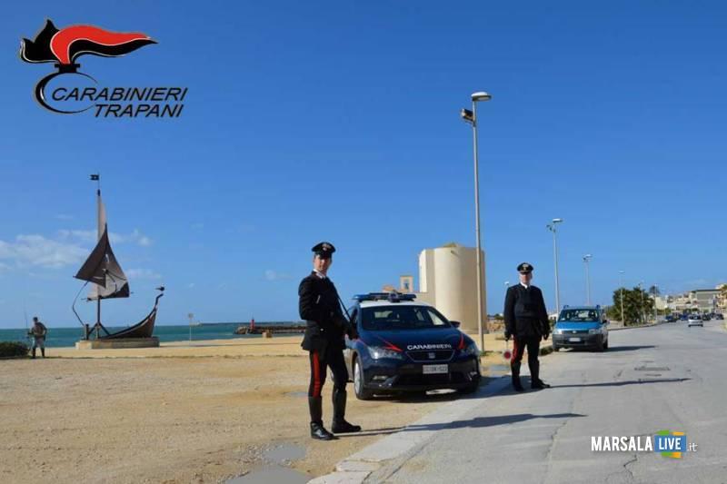 carabinieri mazara del Vallo