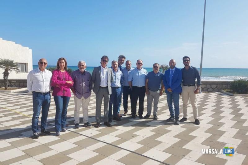 consegna lavori realizzazione rete fognaria Tre Fontane e Torretta Granitola_03.10.2019