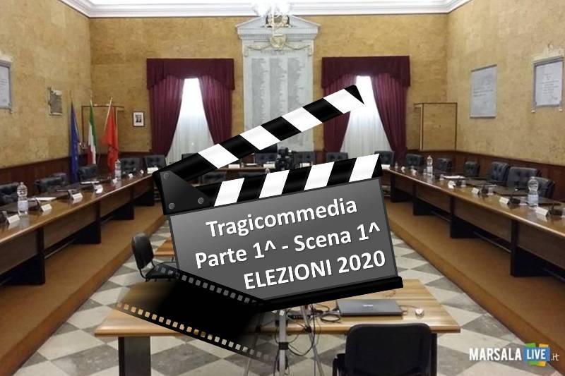 consiglio comunale marsala - tragicommedia