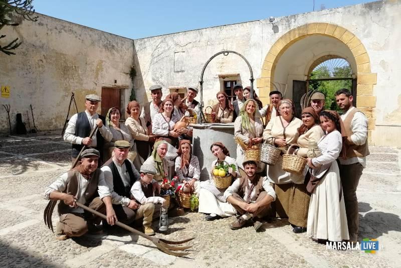 gruppo folk i Burgisi di Marsala