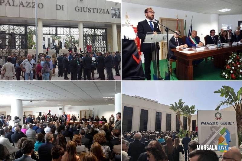 inaugurato il nuovo Tribunale di Marsala