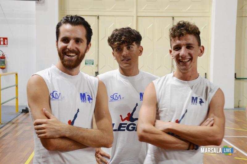 marsala futsal, calciatori