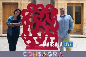 marsala visita gratuita della mostra di Pietro Consagra