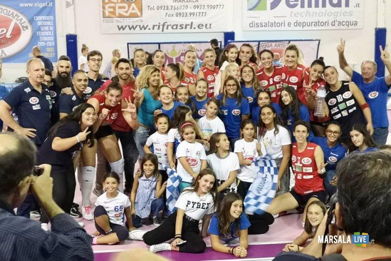 marsala volley inizio campionato A2