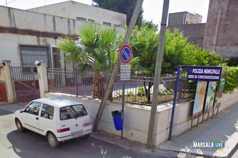 polizia municipale strasatti Marsala