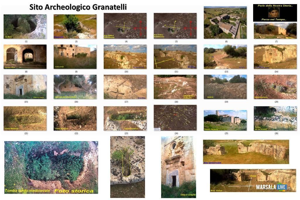 sito archeologico Granatelli mazara del vallo