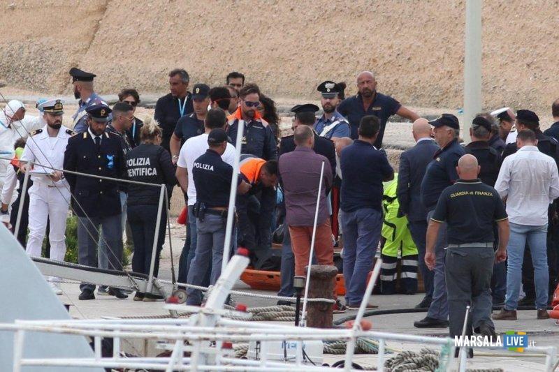 tragedia in mare, lampedusa - morti