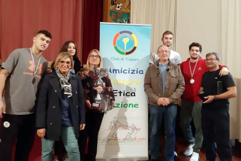 3 13 Trofeo Panathlon 27.9.2019 Roald Vento Anna Catalano Giuseppina Messina Salvatore Cucciarrè Lombardo Guadaluci Dopzen Pierciak 2