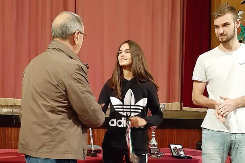 7 13 Trofeo Panathlon 27.9.2019 Roald Piaerciak Vlad Giorgia Lombardo 2