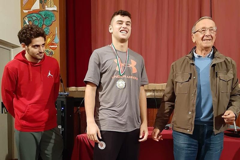 8 13 Trofeo Panathlon 27.9.2019 Roald Aliunni premiati