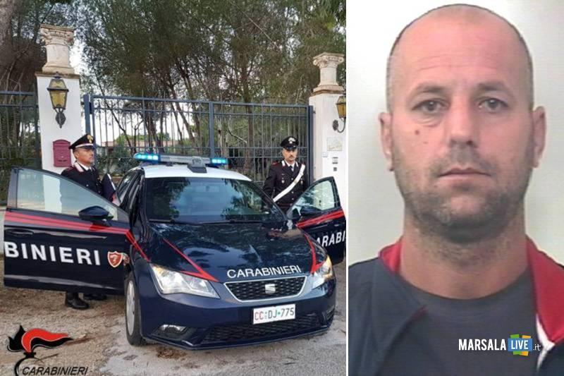 CHICIUG COSTANTIN, carabinieri marsala