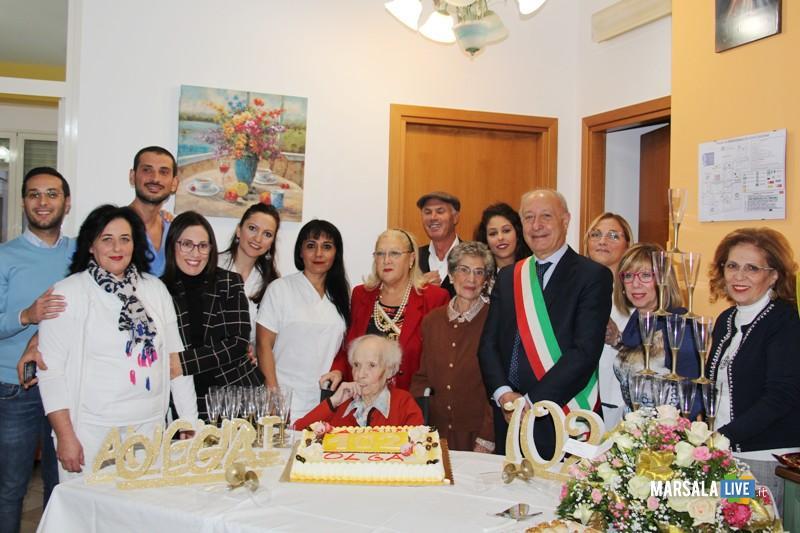 Compleanno Nonna Olga