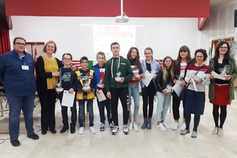 Erasmus+, ist. Nosengo Petrosino, studenti e docenti (1)