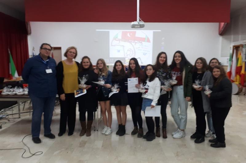 Erasmus+, ist. Nosengo Petrosino, studenti e docenti (2)