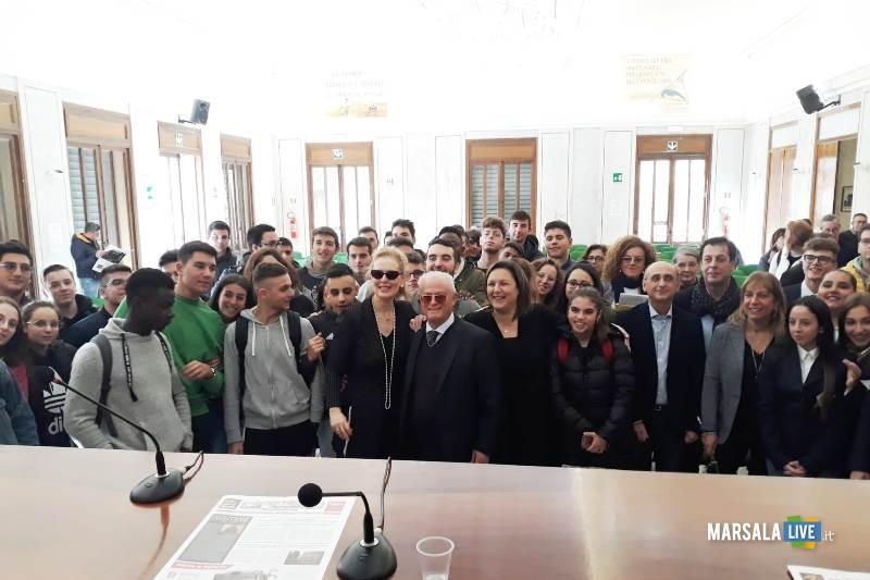 Istituto Abele Damiani di Marsala incontrano Piera Aiello (2)