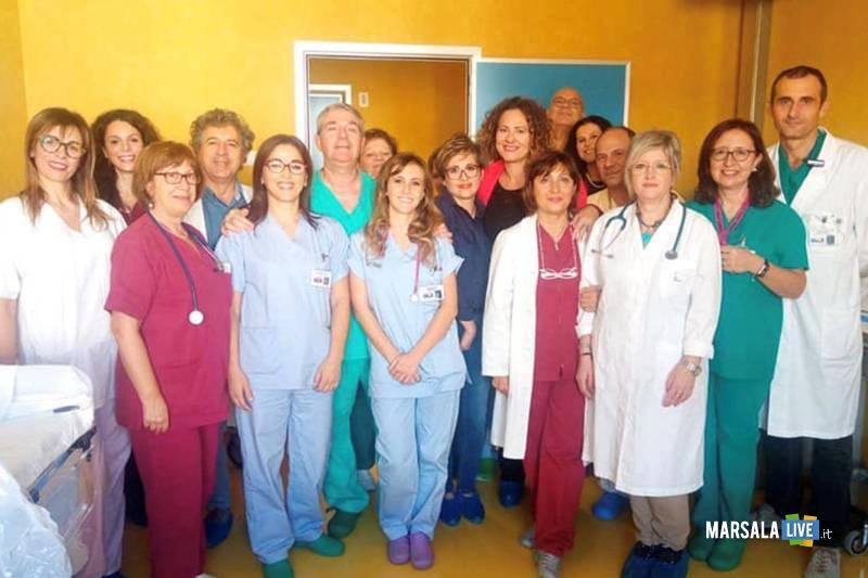 Mazara del Vallo anniversario punto nascita Ospedale Abele Ajello