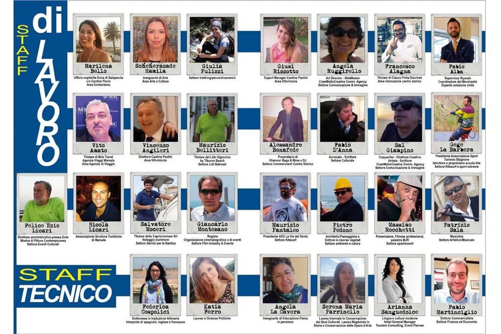 Movimento Marsala Destinazione Turistica, marsala 2019