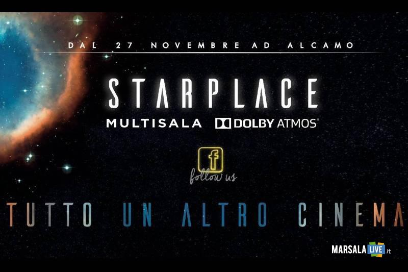 Multisala ad Alcamo, cinema Starplace
