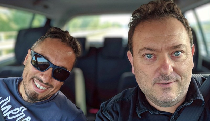Nicola Anastasi ed Enzo Amato, Trikke e Due