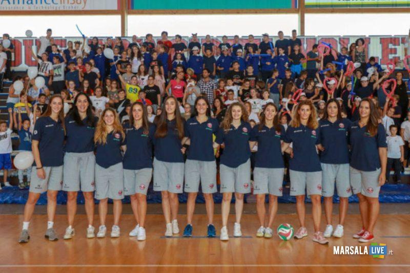 P2P-BARONISSI-Sigel Marsala Volley