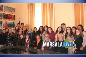 PROGETTO ERASMUS VIVEZ VOTRE VIE, Marsala