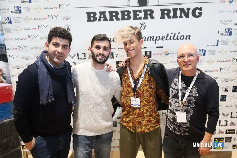 Parrucchiere marsalese Vito Marino, Barber Ring (3)