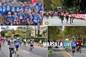 Polisportiva Marsala Doc alla Maratona di Palermo