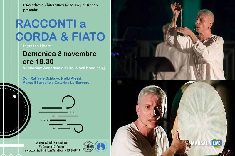 Racconti a Corda & di Fiato, Raffaele Schiavo
