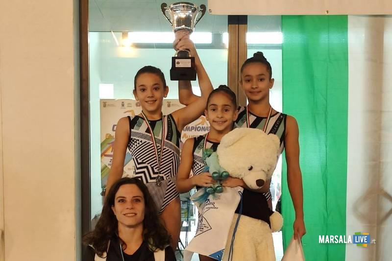 Sara Genovese, Serena Catania e Irene Catania