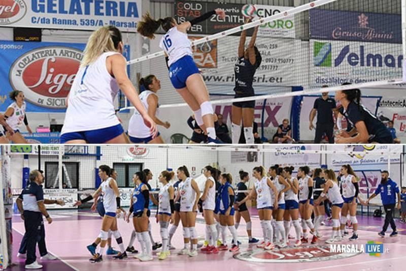 Sigel Marsala Volley-Barricalla Cus Torino