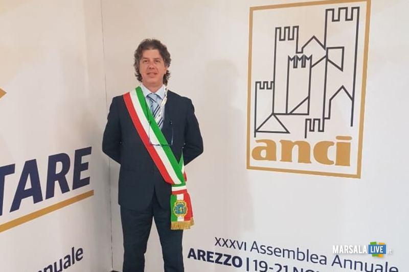 Sindaco Castiglione assemblea nazionale Anci_Arezzo novembre 2019