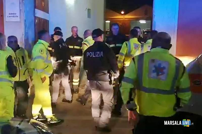 Strage dei Vigili del Fuoco, omaggio ai morti a Marsala