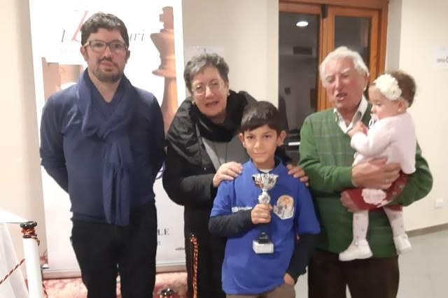 Torneo I Dioscuri scacchi, A.D. Scacchi Lilybetana (3)
