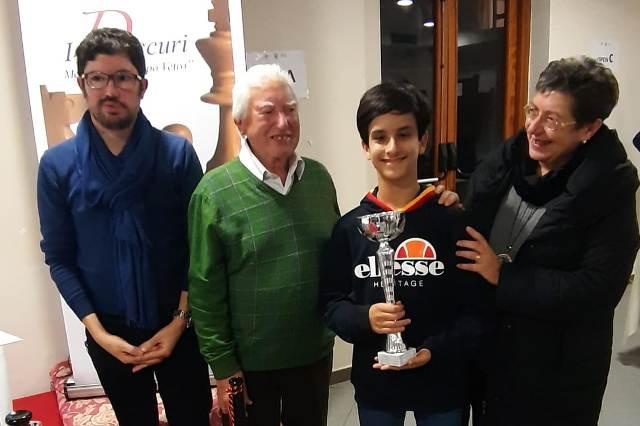 Torneo I Dioscuri scacchi, A.D. Scacchi Lilybetana (8)